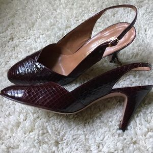 Evan-Picone ALL LEATHER Pumps